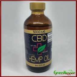 5000 MG CBD Hemp Oil