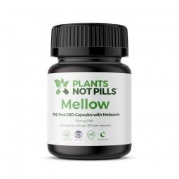 Mellow - CBD Capsules with...