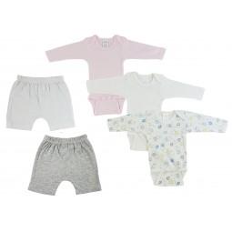 Infant Girls Long Sleeve...