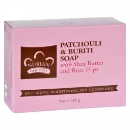 Nubian Heritage Bar Soap -...