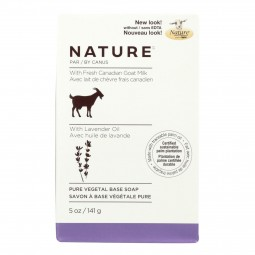 Nature By Canus Bar Soap -...