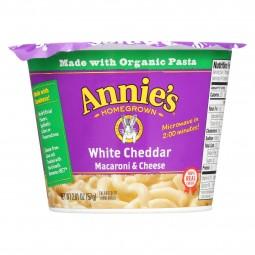 Annie's Homegrown White...