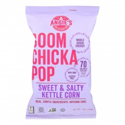 Angie's Kettle Corn Boom...