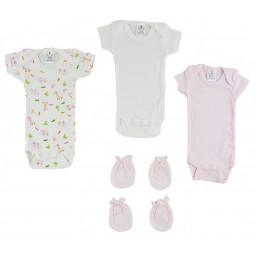 Preemie Onezies And Mittens...