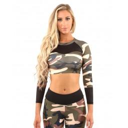 Virginia Camouflage Sports...