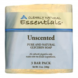 Clearly Natural Bar Soap -...