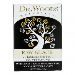Dr. Woods Bar Soap Raw...