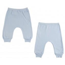 Infant Blue Jogger Pants -...