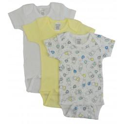 Girls' Printed Short Sleeve...