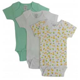 Boys' Printed Short Sleeve...