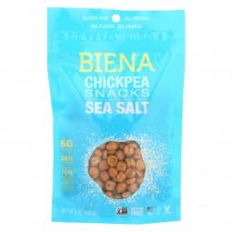 Biena Chickpea Snacks - Sea...