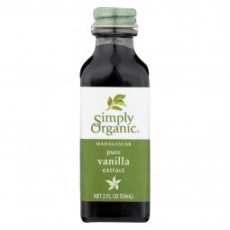 Simply Organic Vanilla...