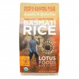 Lotus Foods Organic Rice -...