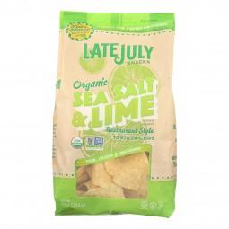 Late July Snacks Organic...
