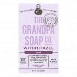 Grandpa Soap Soap - Witch...