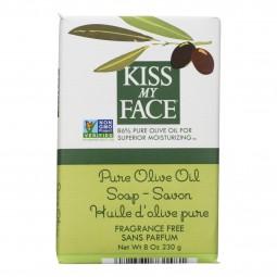 Kiss My Face Bar Soap Pure...