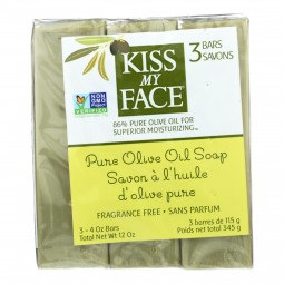 Kiss My Face Pure Olive Oil...