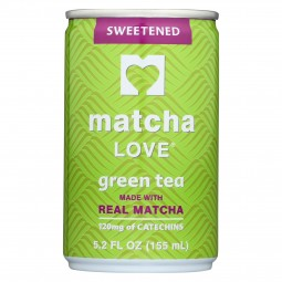Matcha Love Sweetened Green...