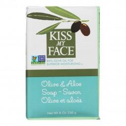 Kiss My Face Bar Soap Olive...