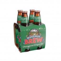 Natural Brew Soda...