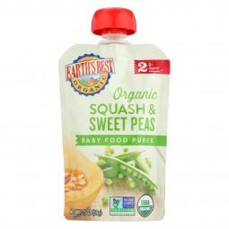 Earth's Best Organic Squash...