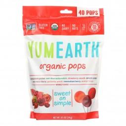 Yummy Earth Organics...