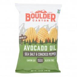 Boulder Canyon - Avocado...