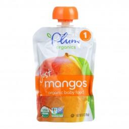Plum Organics Just Fruit -...