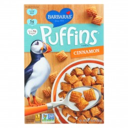 Barbara's Bakery - Puffins...