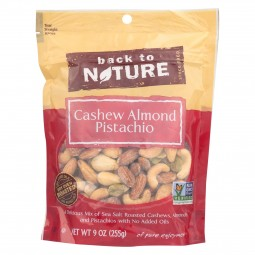Back To Nature Cashew...