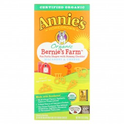 Annie's Homegrown Bernie's...