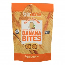 Barnana Chewy Banana Bites...