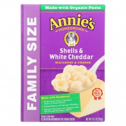 Annie's Homegrown Family...