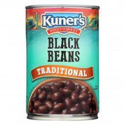 Kuner Black Beans - Case Of...
