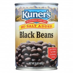 Kuner - Black Beans - No...