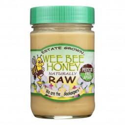 Wee Bee Honey Naturally Raw...
