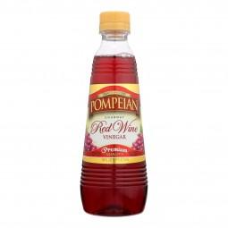 Pompeian Gourmet Vinegar -...