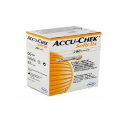 Accuchek Softclix 200 Lancets