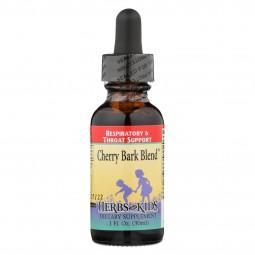 Herbs For Kids Cherry Bark...