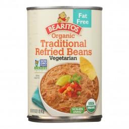 Bearitos Organic Refried...