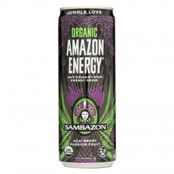 Sambazon Organic Amazon...