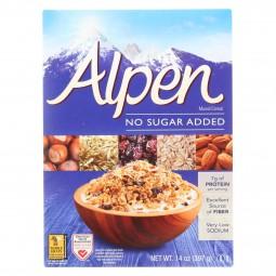 Alpen No Added Sugar Muesli...
