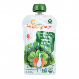 Happy Baby Organic Stage 2...