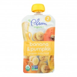 Plum Organics Baby Food -...