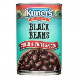 Kuner Black Beans - Cumin...