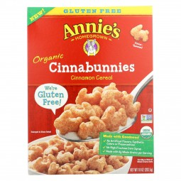 Annie's Homegrown Cereal...