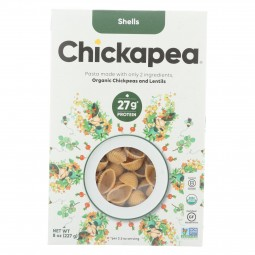 Chickapea Pasta - Pasta -...