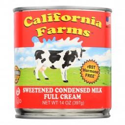 California Farms Sweetened...