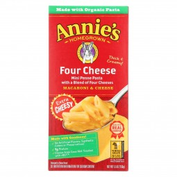 Annie's Homegrown Four...