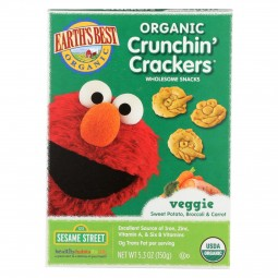 Earths Best Crackers -...